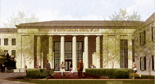 New building expected to be a 'game changer' for USC Law